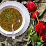 Zupa wiosenna z jarmużem – ekspresowa