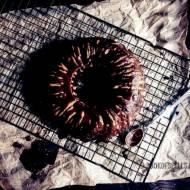 Bezglutenowa babka wielkanocna z czekoladą