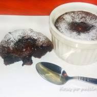 Fondant – ciastko czekoladowe z płynnym środkiem