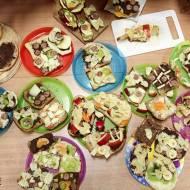 Zdrowe pasty do chleba - warsztaty dla dzieci
