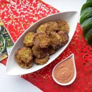 Warzywne kotleciki z brokuła i selera – przepis krok po kroku