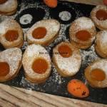 Ciasteczka kruche-jajka wielkanocne