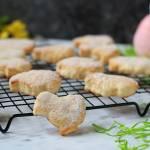 Pulchniutkie, Cytrynowe Ciasteczka Wielkanocne W Cukrze