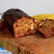 Chlebek bananowy - bananowy keks z bakaliami
