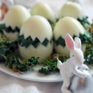 Jajka Leśny Mech – podaj coś niebanalnego na wielkanocny stół!