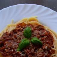 Spaghetti po amerykańsku + filmik