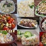 16 pomysłów na  pyszne sałatki