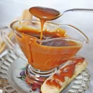 Słony karmel - idealny sos do deserów!