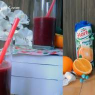 Smoothie warzywno - owocowe / Smoothie with vegetables and fruits