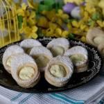 Ciastka maślane -Jajka