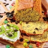 Chleb z ciecierzycy z ziarnami (bez glutenu, cukru białego, laktozy)