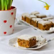 Ciasto marchewkowe bezglutenowe