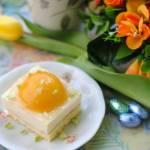 Ciasto Jajko sadzone