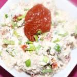 Pasta z wędzonej makreli i suszonych pomidorów
