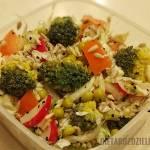 Sałatka brokułowo-rzodkiewkowa - #20