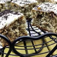Ciasto cytrynowo makowe, przepis prosty