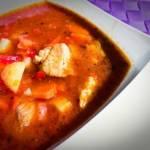 Pyszna zupa gulaszowa Madzi :)
