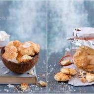 Ciasteczkowe kokosanki - wegańskie i bezglutenowe / Cookie coconuts - vegan and gluten-free
