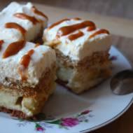 Ciasto banoffee - bez pieczenia