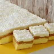 Toffi - znakomite ciasto bez pieczenia