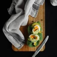 Wiosenne kanapki z awokado