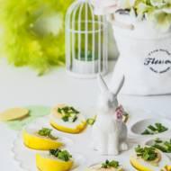 Żółte jajka – jajka w kurkumie