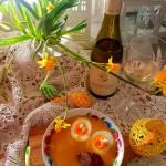 Willowglen i zupa chrzanowa