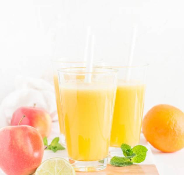 #4 Wszechstronny ananas – sok z ananasa i cytrusów