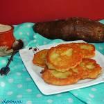 Placki z manioku