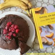Brownie bananowe  oraz kuchnia zero waste po polsku :)