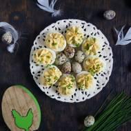 Faszerowane jajka z musztardą