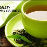 Zalety zielonej herbaty