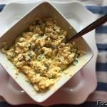 Dietetyczna pasta jajeczna