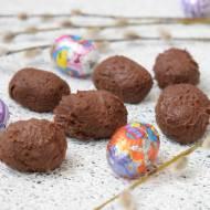 Przepis #129 Wielkanocne inspiracje: Czekoladowe jajeczka (wegańskie)