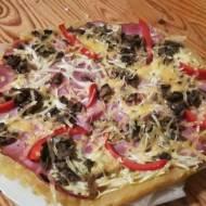 Tarta o smaku pizzy-która zasmakowała domownikom