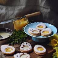Ciastka jajeczka od szczęśliwych kurek