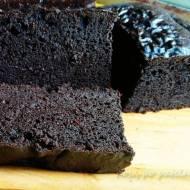 Kakaowe ciasto fasolowe