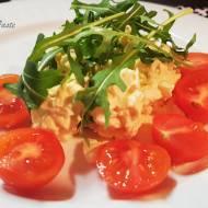 Odchudzona pasta jajeczna