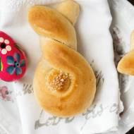 Wielkanocne bułeczki zajączki…