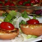 Jajka faszerowane wskorupkach popolsku