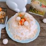 Pascha kokosowo-migdałowa i jak nie pęknąć na Wielkanoc