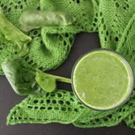 Zielone smoothie gruszkowe ze szpinakiem
