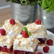 Malinowa chmurka – idealny przepis na ciasto