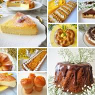 Wielkanocne wypieki (Dolci di Pasqua)
