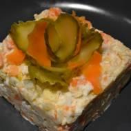 Sałatka warzywna - ulubiona
