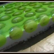 Orzeźwiające Ciasto z Winogronami
