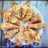 Zapiekane mini tortille