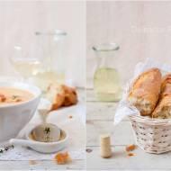 Zupa krewetkowa / Shrimp soup