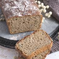 Chleb z mąki pszennej, pełnoziarnistej