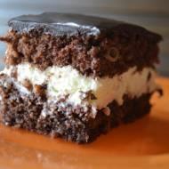 Biszkoptowe ciasto czekoladowe